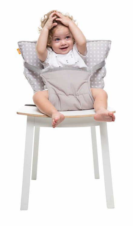 chaise nomade bébé utilisable sans chaise