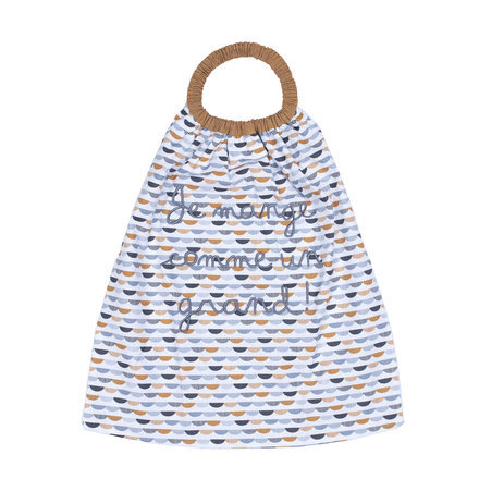 Serviette de table enfant - Serviette de table pour cantine ...