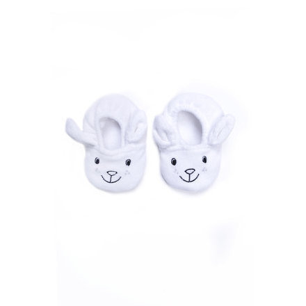 Chaussons velours Petit Lapin
